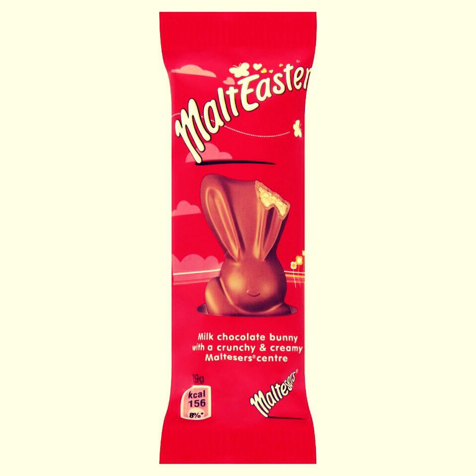 NUMBER 4: Malt Easter Bunny