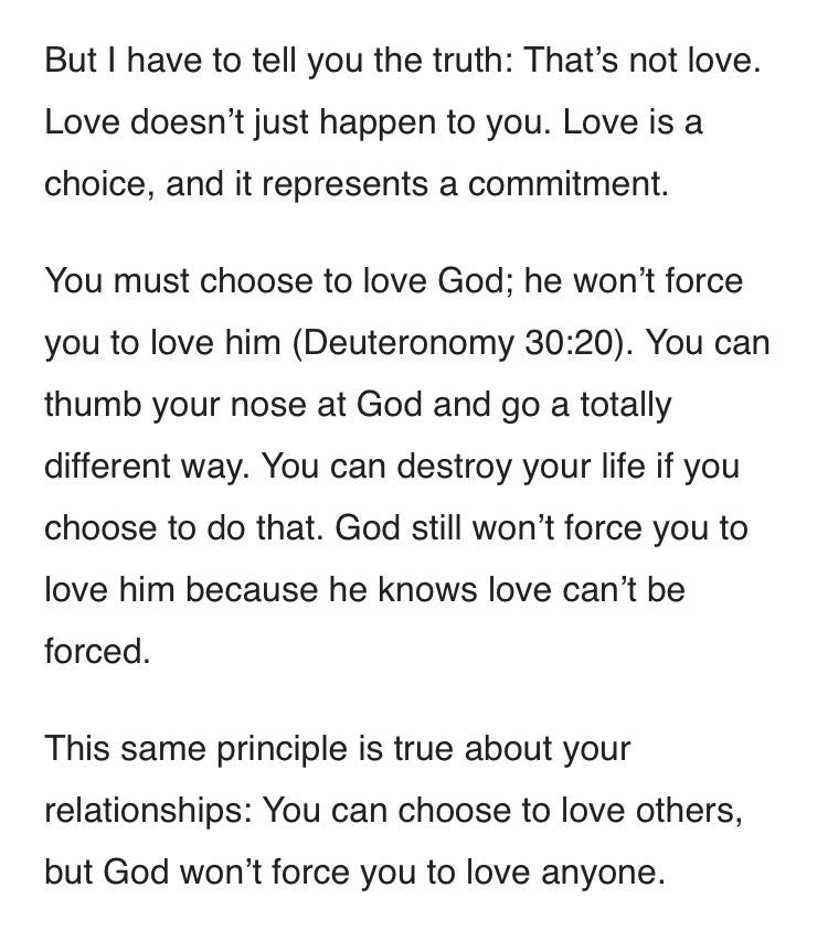 By Pastor Rick Warren.