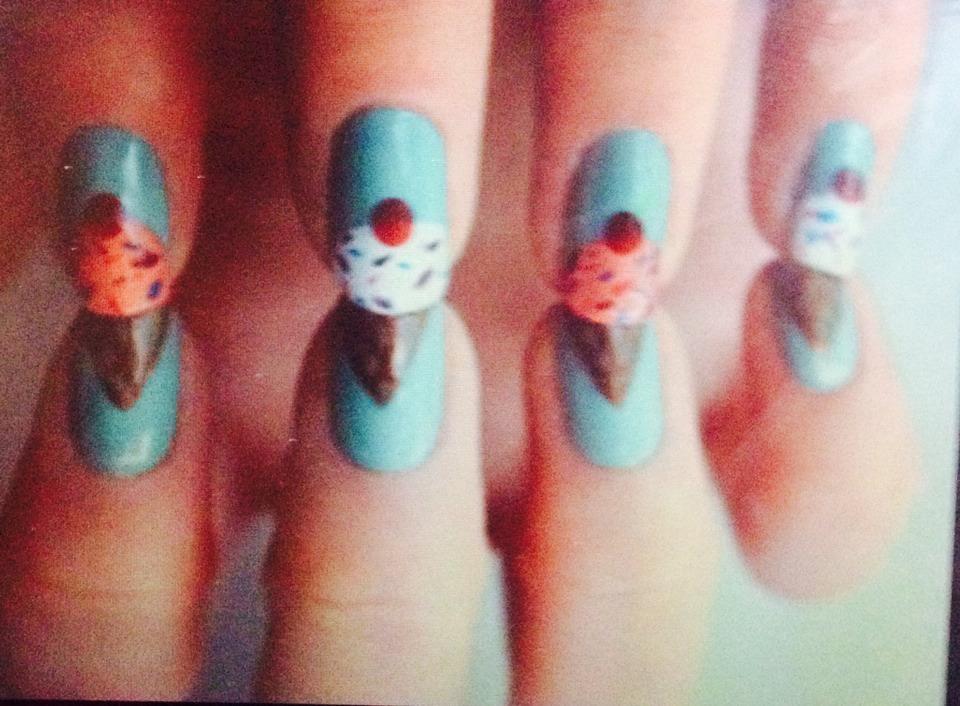 Do some nail art!