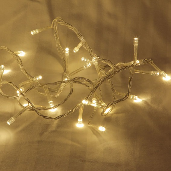 Leading up to Christmas this lovely touch might add a little sparkle to your room