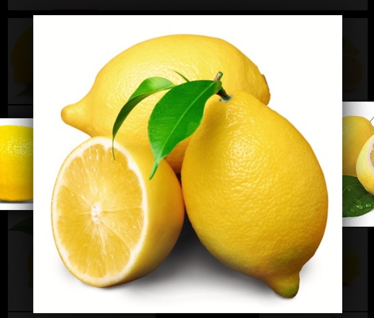 Lemons make my life easier instead of washing white cloth two times just add lemon juice and bye bye stains