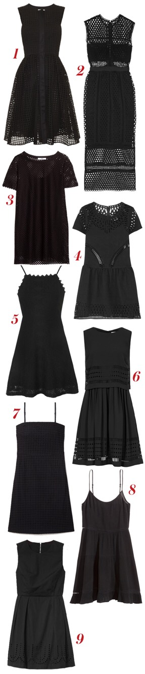 Invest in more little black dresses fit for the summer. After all, this season is a time for parties and get togethers