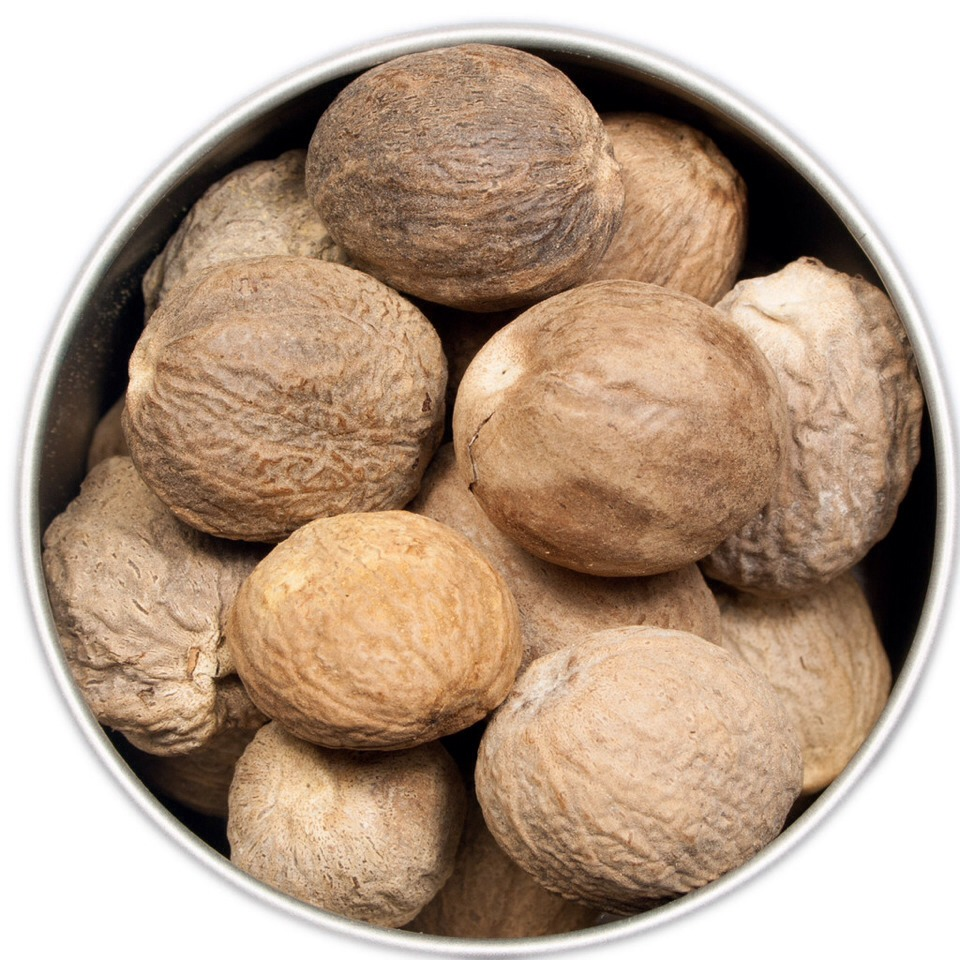 A bit of nutmeg (preferably not in powder form because fresh nutmeg is the best)