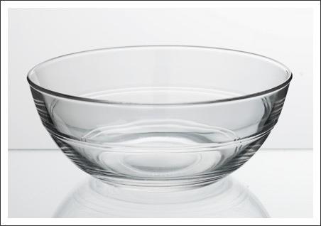 Take a bowl of water