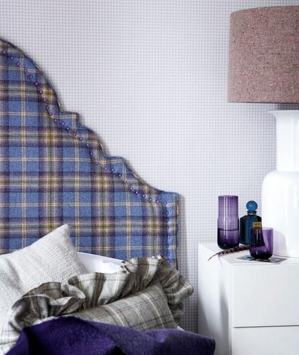 "Play With Texture If your ultimate goal is ""cozy,"" then work different textures into the décor. Stick with classic patterns (tartan plaid, checks) and introduce different colors with the bed linens, walls, and accessories."