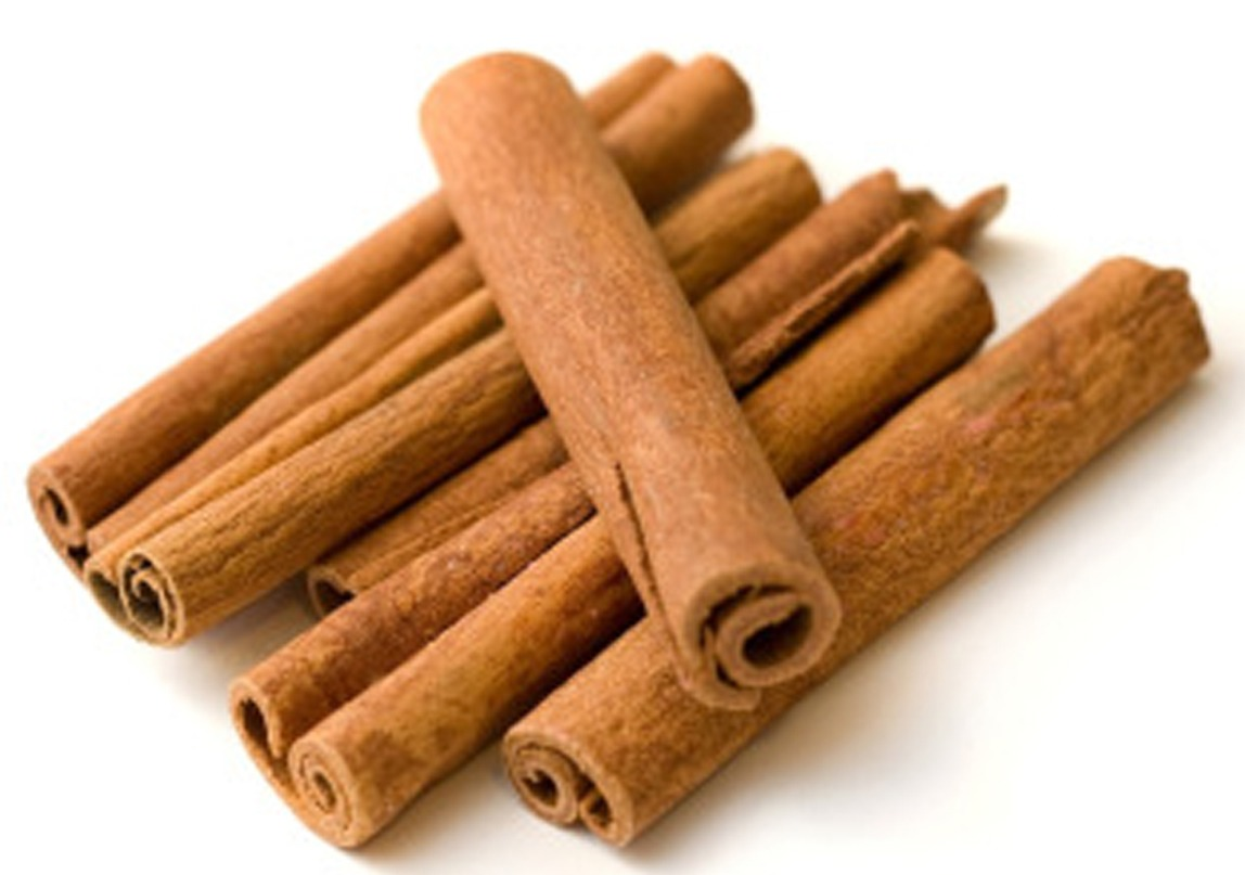 1/2 of a stick of cinnamon