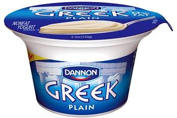 340 grams of Greek yogurt