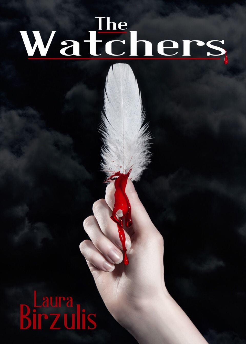Love supernatural suspense? Read and review 'The Watchers' by me Laura Birzulis in a chance to win a free signed copy!