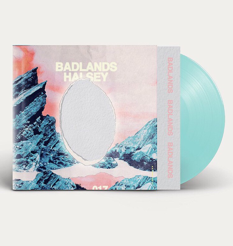 To go with that vinyl you're gonna need some records. I chose Halsey