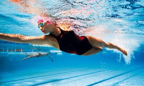 1. Swimming  If you're spending some holidays near the seaside or if there is any swimming pool in your hostel, swimming is the activity for you !