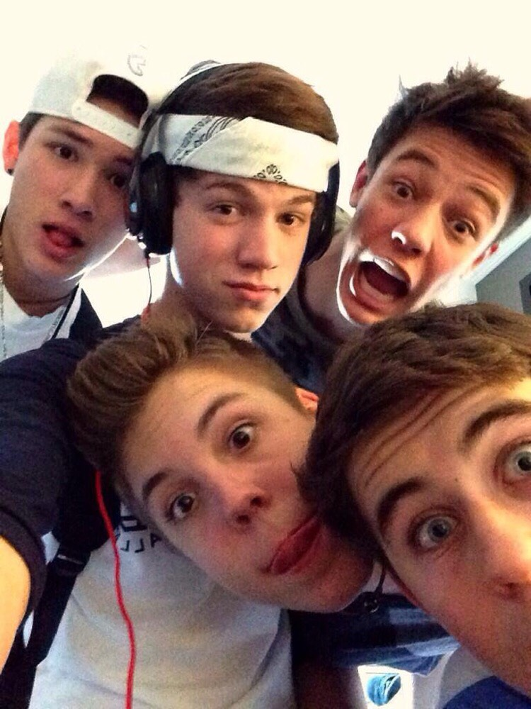Magcon Boys By Jessica Musely