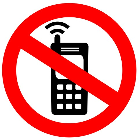 Turn off all electrical devices, this is an obvious one, but many people use their phones at night