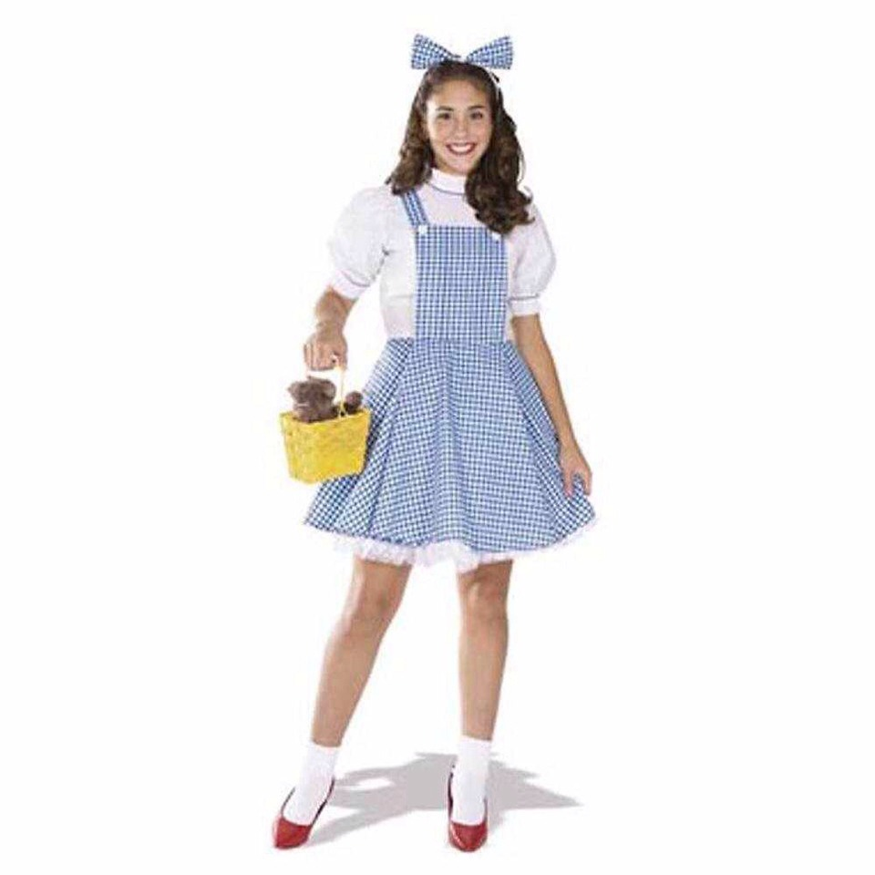 DIY Halloween Dorothy Costume  sc 1 st  Musely : cheap dorothy costumes  - Germanpascual.Com