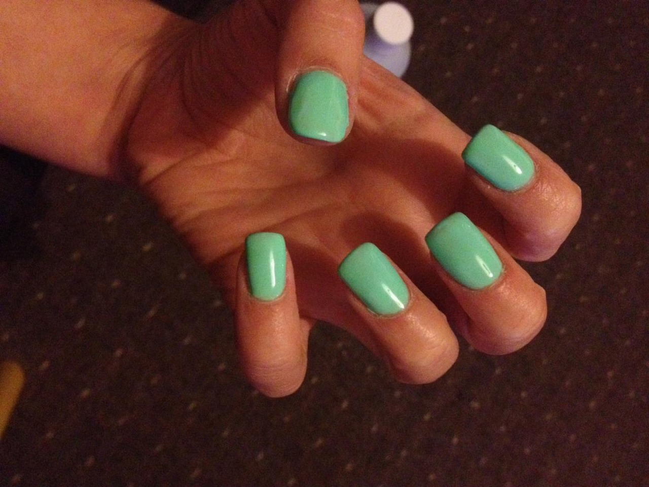 Paint any color I did green
