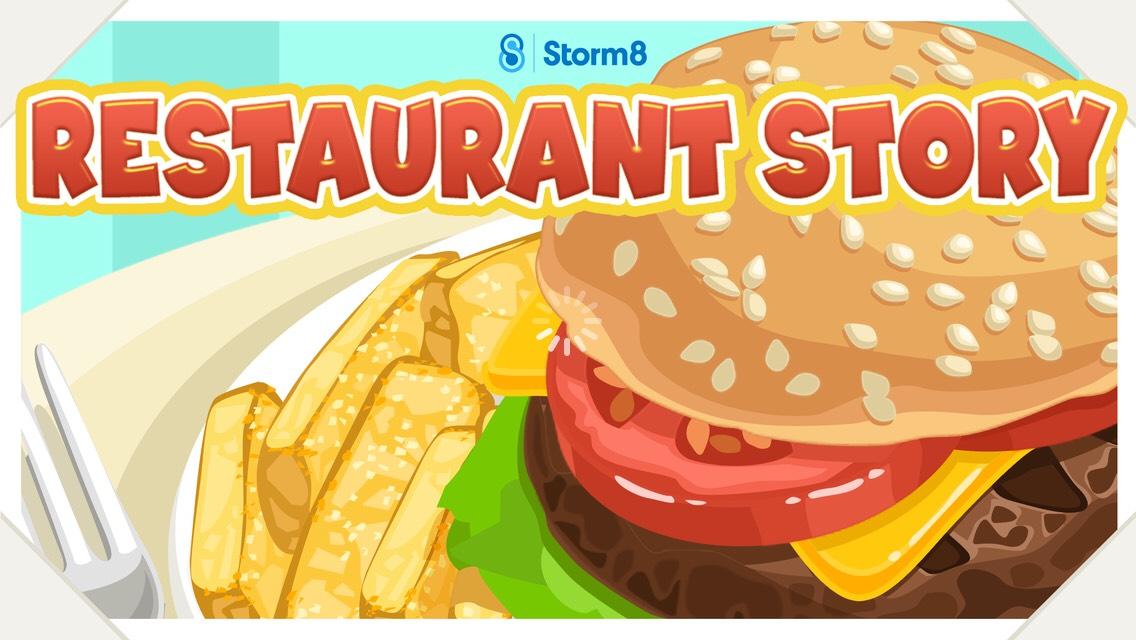 #3 Restaurant Story