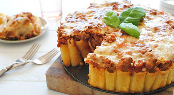 Ingredients: 1 cup freshly grated parmesan cheese 2 cups shredded mozzarella