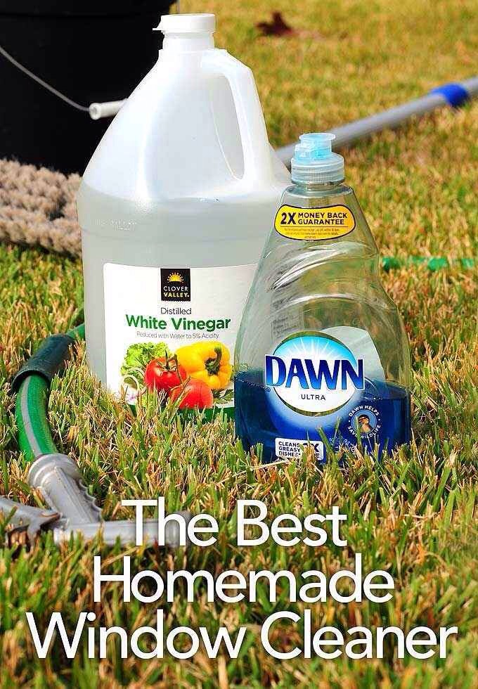39.Wash theoutsideof your windows (assuming you live in a house with access to a hose).  Here'sthe full tutorial.