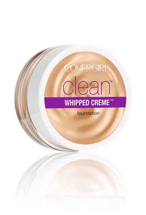 3. COVERRGIRL CLEAN WHIPPED CREME FOUNDATION $7.79  Lightweight, yet full coverage with a dreamy texture and an even dreamier price.  Compare to: Kat Von D Lock It Tattoo Foundation  Try: A second layer if one isn't doing it for you.