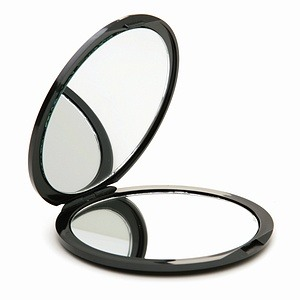 Compact Mirror (you can technically use your phones camera) - if you feel your makeup smudged why try running to find a bathroom where you can check