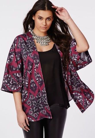 Kimonos are my fave accessory in summer. It hides my arms whilst still not being too hot!