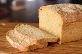 Grab your favourite type of bread... Whether it's whole meal, brown or white. Slice it with a medium thickness... But not so that it is too big to fit in the toaster...