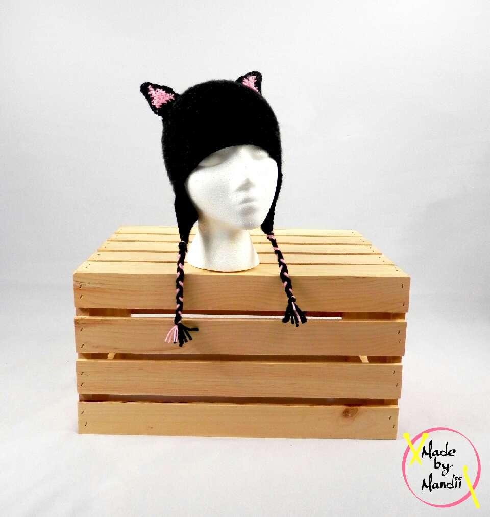 kitty cat lover hat