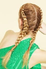 1. braid your hair top to bottom