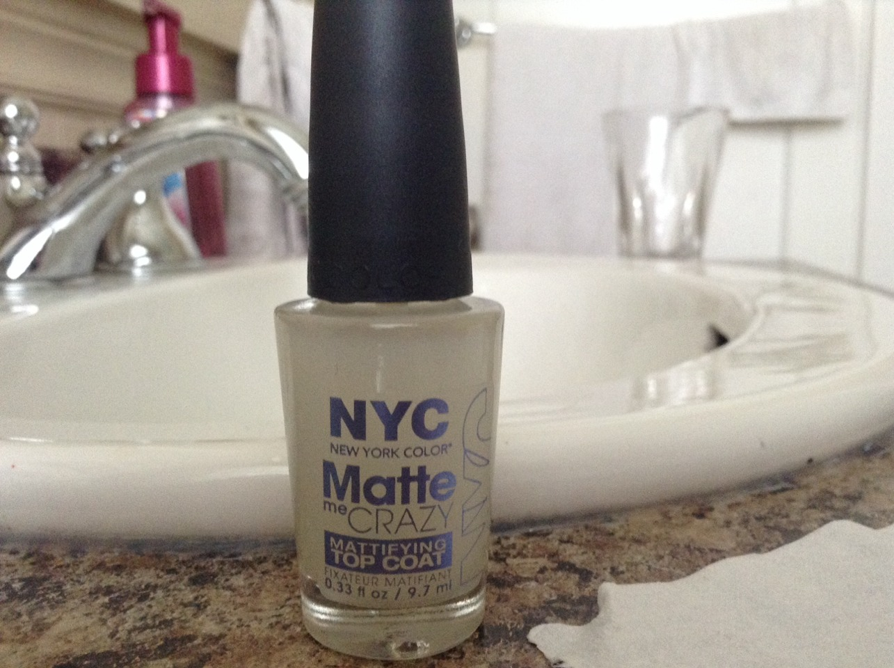 how to use top coat