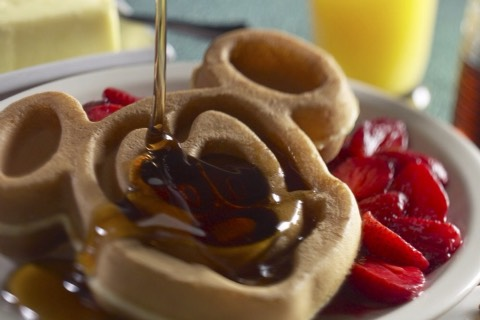 """Table service restaurant (TS): A traditional sit down restaurant in Disney World. ADR's (Advanced Dining Reservations) are essential.  Quick service restaurant (QS): A fast-food type dining location, also called """"counter service restaurant."""""""