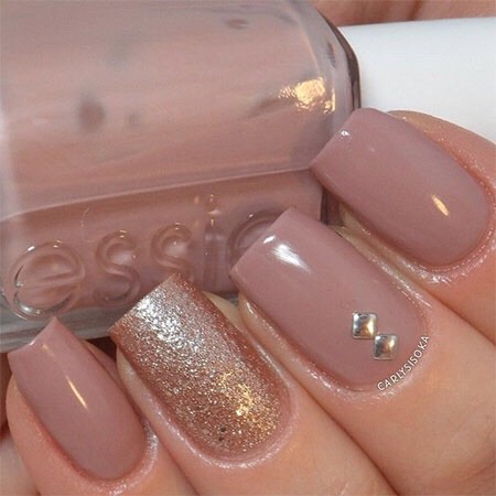 Beautiful, Nude, Simple Acrylic Nail Ideas!!❤ ❤️ - Musely