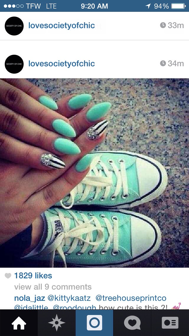 Had to share these... In love with the tiffany blue color!