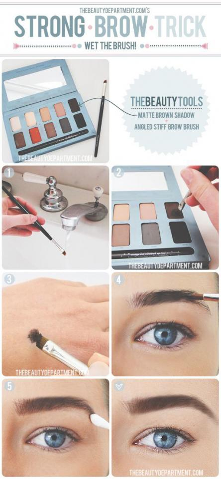 Try this tip if you use powder for a bolder look!