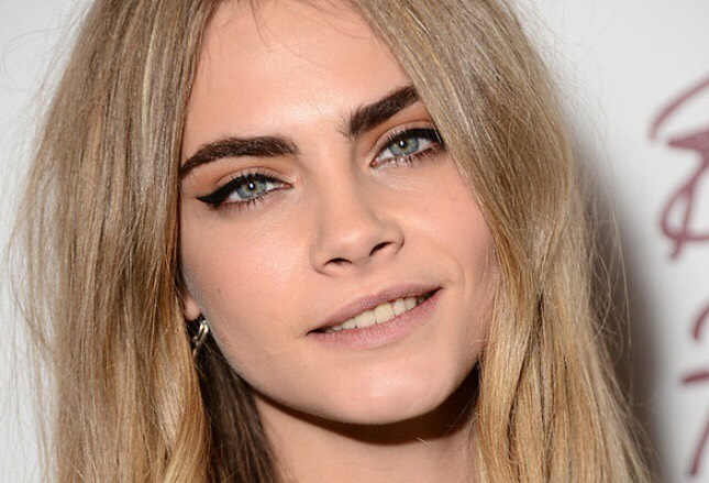 Dark, Bold Brows  Cara Delevingne does it. So will the rest of you this fall.