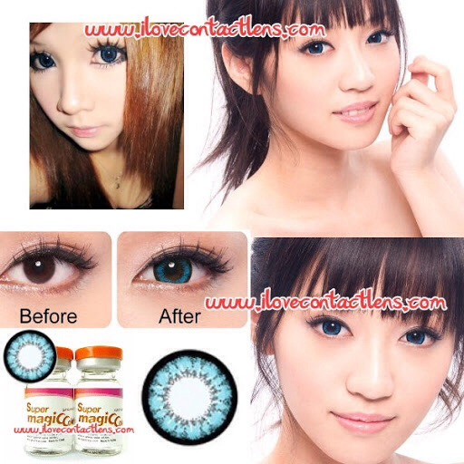 how to make eyes look bigger without contacts