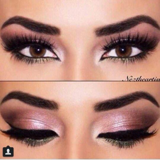 Eye Makeup To Make Brown Eyes Pop
