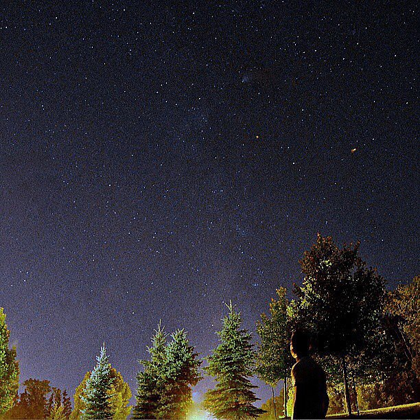 21. Watch the stars together!