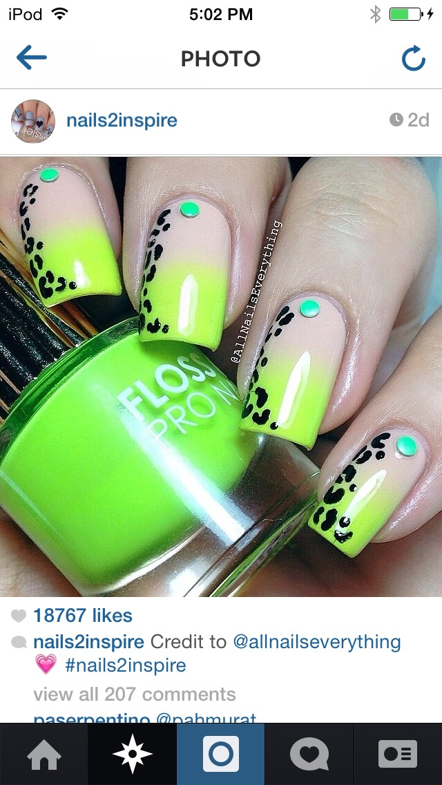 Nails that are guaranteed to make a statement!
