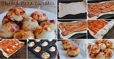 http://www.goodshomedesign.com/stuffed-pizza-cupcakes-recipe/