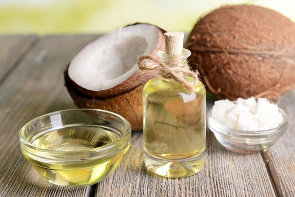 CoconutOilis amazing. Its super moisturizing and is my favorite oil for moisturizing. The texture of it makes it a perfect base for stuff like this. It has also been known tofix and help so many skin issues.