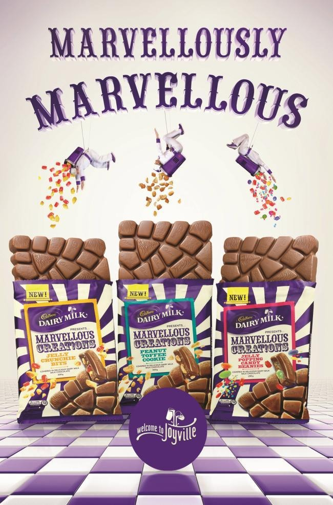 NUMBER 7: Marvellous Creations
