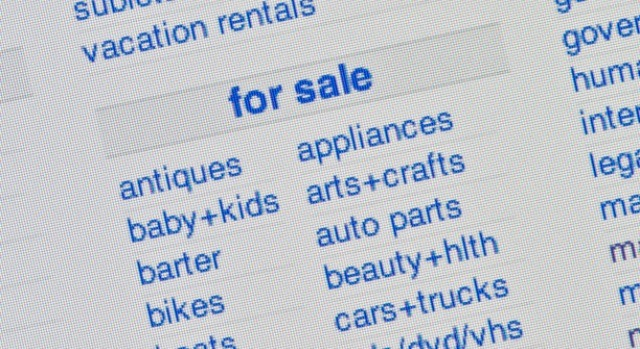 """Many scam artists go through Craiglist, and EBay and claim they are """"going overseas"""" so they need to sell the car fast."""