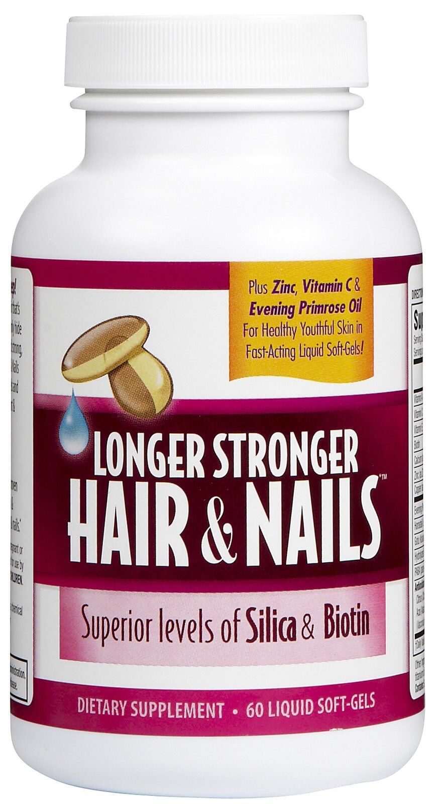 Take hair and nail vitamins to help make sure your getting the right nutrients for your hair