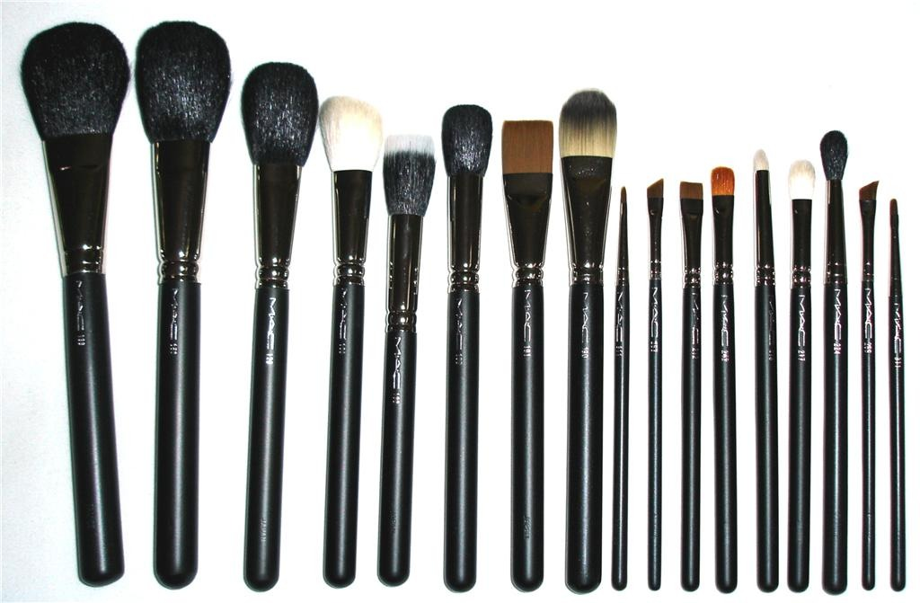 You'll need: makeup brushes