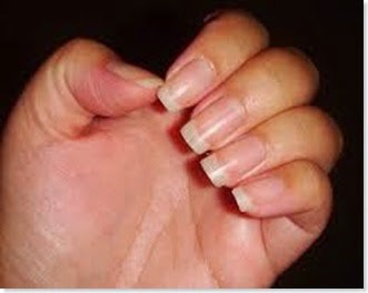 Use it to moisturize your cuticles.