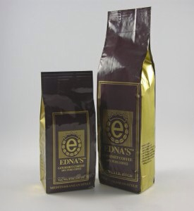 2 full tsp Turkish coffee ( i love Ednas, you can get it from middle eastern grocery shops any where)
