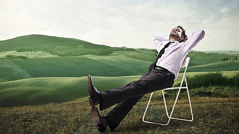 Relax- chill out and enjoy your time! If anything goes wrong try make the most of it and just have a laugh