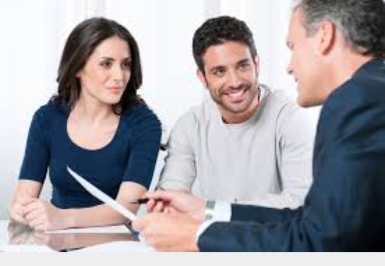 Hire a financial consultant