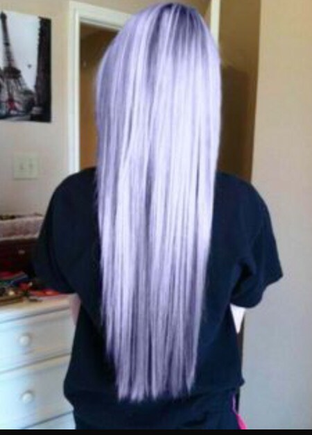 My personal fav (I'm doing it this summer (:) very pretty pastel lavender