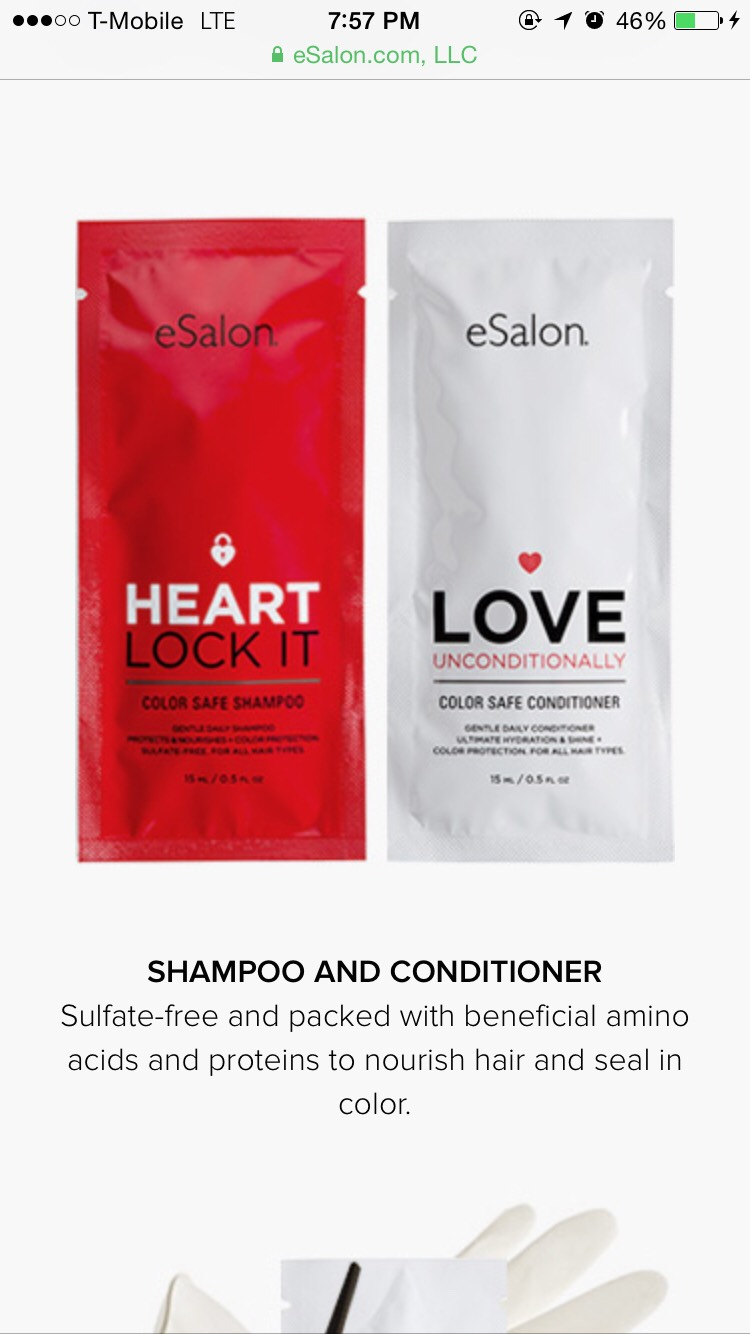 This little packet lasted me (I have hair that goes down my back) about 4 washes. I dont feel as if the shampoo is better than any other, but like the conditioner it smells REALLY good.