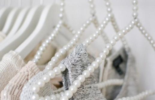 DIY hanger for your favorite clotles!